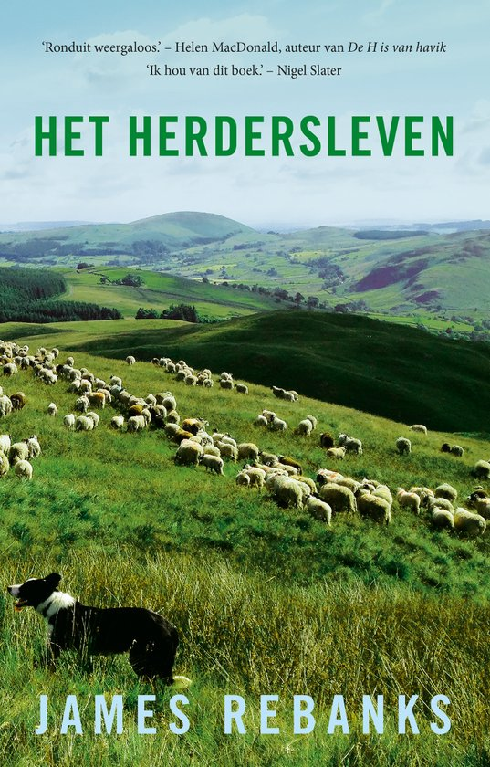 Het herdersleven, James Rebanks