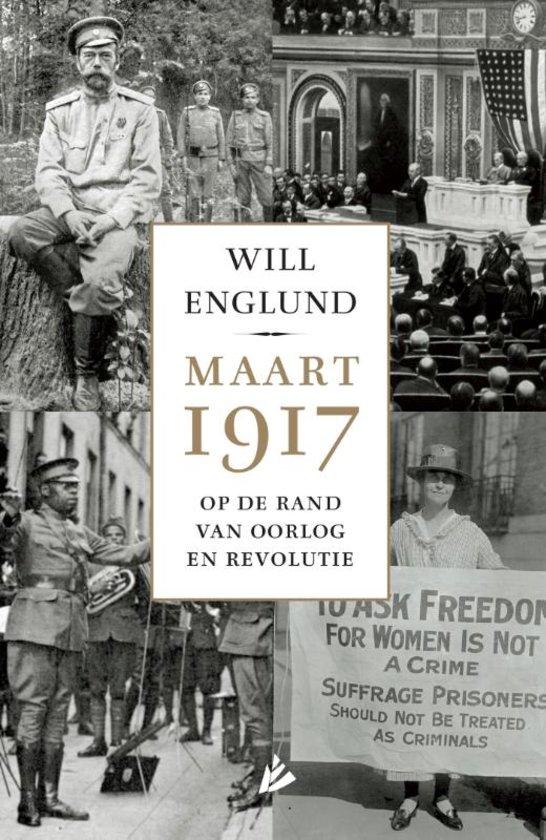 Boek: Maart 1917, Will Englund