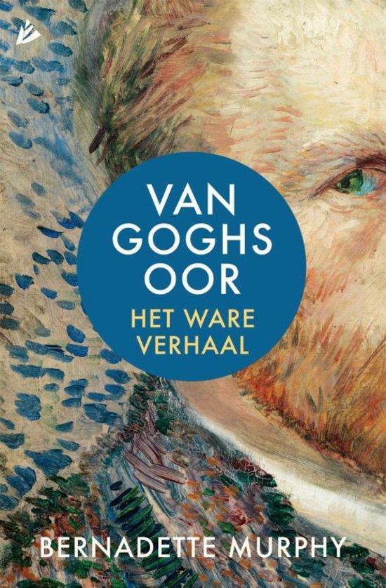 Boek: Van Goghs oor, Bernadette Murphy