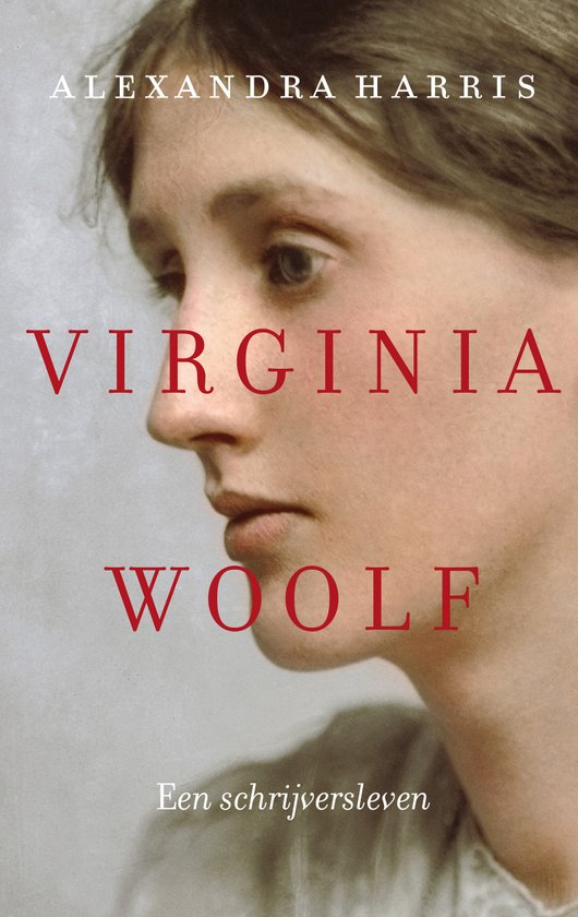 Boek Virginia Woolf, een schrijversleven, Alexandra Harris