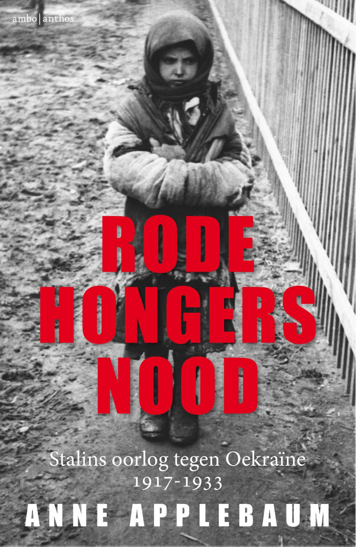 Boek: Rode Hongersnood, Anne Appelbaum