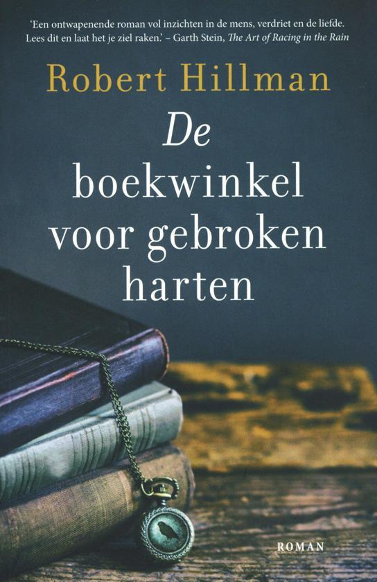 Boek: De boekwinkel voor gebroken harten
