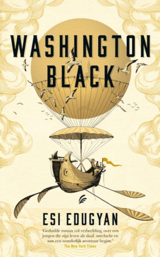 Boek: Washington Black